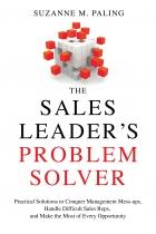 The Sales Leader Problem Solver